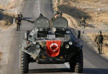 Турецкие танки — в Сирии