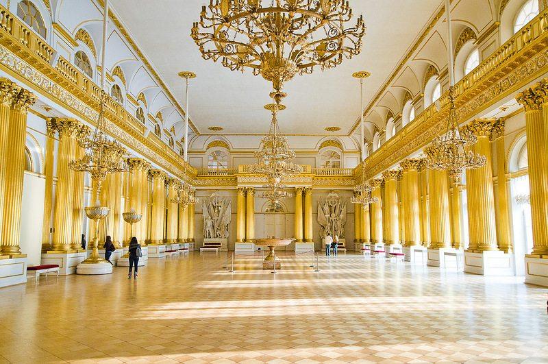 Sankt-Peterburg- Ermitazh - muzey-wsj