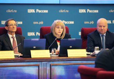 ЦИК просит Украину дать Россиянам право голоса
