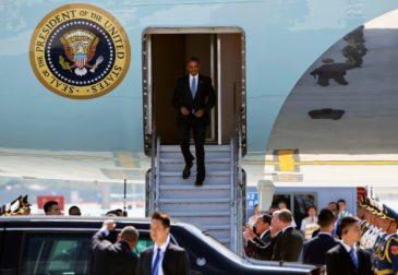 Нежеланный гость: Обаму холодно встретили в Китае