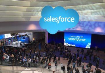 Salesforce: мировой лидер в сфере облачных технологий