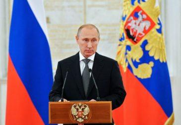 Путин согласился ограничить добычу нефти.