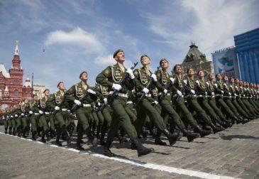 Британия считает угрозой модернизацию вооруженных сил России