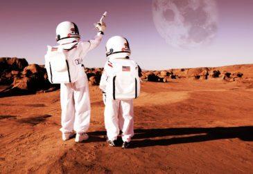 Американцы планируют совершить экспедицию на Марс