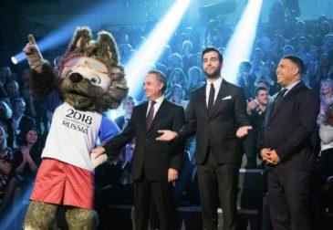 Волк Забивака: талисман ЧМ-2018 по футболу