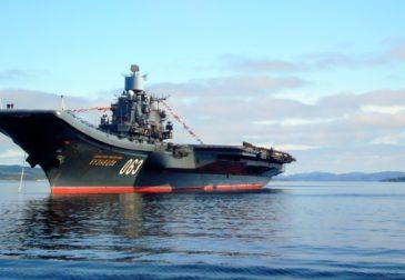 Корабли Северного флота РФ отправились в боевой поход