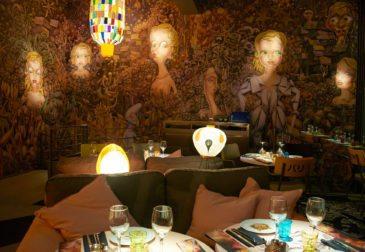 Главные дизайнерские рестораны мира