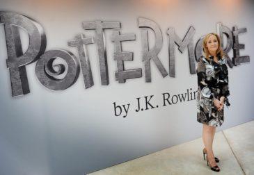 Джоан Роулинг: пять новых фильмов о мире Гарри Поттера