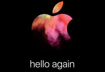 Вчера состоялась долгожданная презентация Macbook Pro и о снижении годовой выручки Apple