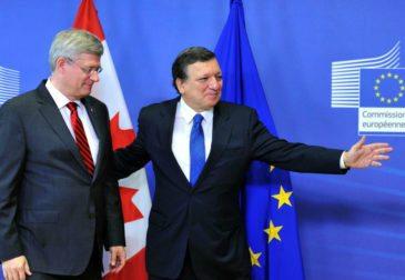 Консенсус, наконец, достигнут: ЕС и Канада подписали соглашение о свободной торговле