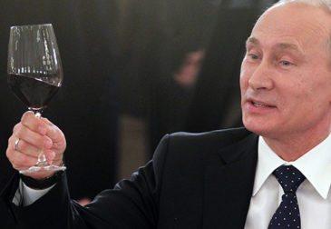 Мир поздравляет Путина с днем рождения