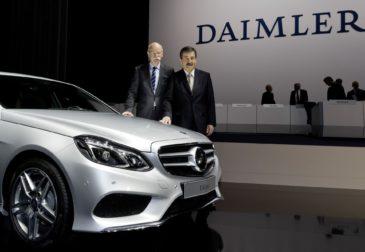 Завод Daimler в Подмосковье за €300 млн