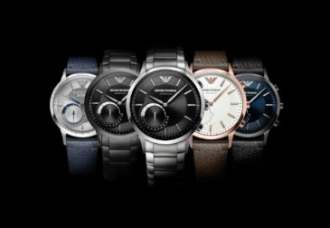 Уникальные часы от Giorgio Armani