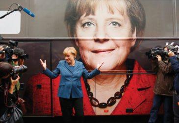 В Германии без перемен: Меркель снова баллотируется на пост канцлера