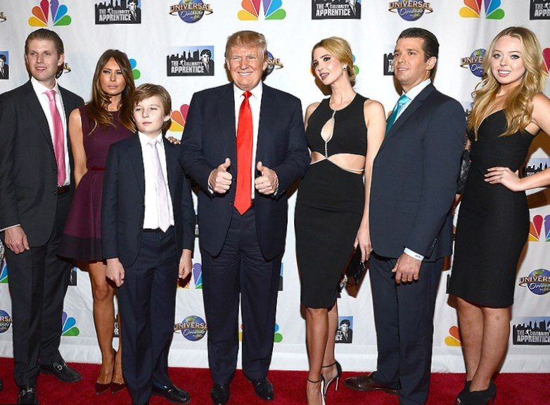 family-trump-wsj