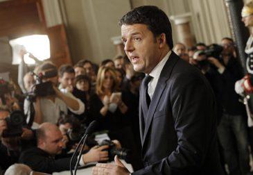 Италия на грани политического кризиса: Ренци заявил об отставке