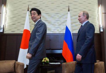 Сенсация: Россия и Япония будут вместе управлять Курилами