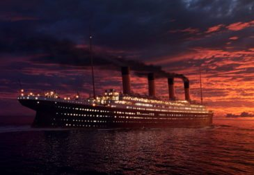 Китай строит в натуральную величину точную копию «Титаника» в 1199 километрах от моря