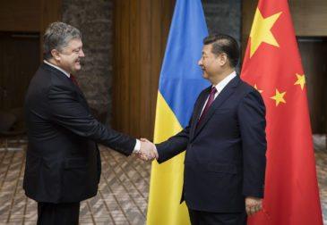 Китай поддержит усилия Украины по возвращению Крыма и Донбасса
