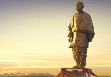 В Индии вложат полмиллиарда в строительство самой высокой статуи в мире