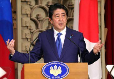 """Япония вооружается: Синдзо Абэ решил изменить """"мирную конституцию"""""""