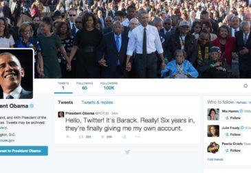 Как Twitter помогает политикам быть влиятельными не только на посту, но и в Интернет-среде?