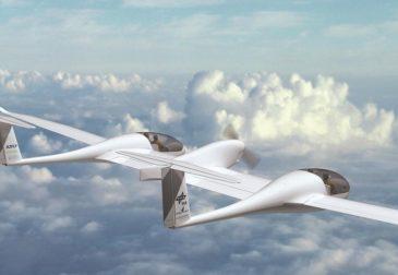 Китай поднял в небо самолет на водороде