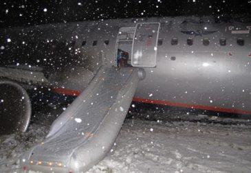Первая авария «Аэрофлота» за 9 лет: при посадке подломилась стойка шасси