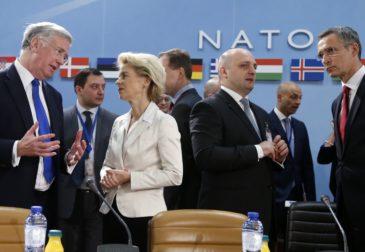 Франция займет ключевую позицию в НАТО вместо Великобритании