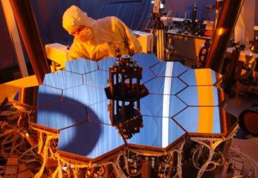 Российские ученые из корпорации «Энергия» предложили осветить Землю ночью