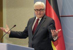 Франк-Вальтер Штайнмайер новоизбранный президент Германии