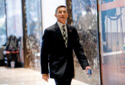 Советник Трампа по национальной безопасности Майкл Флинн подал в отставку за тайны с Россией
