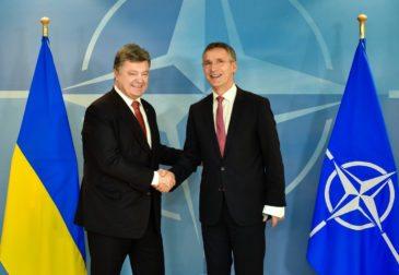 Украина проведет референдум о вступлении в НАТО