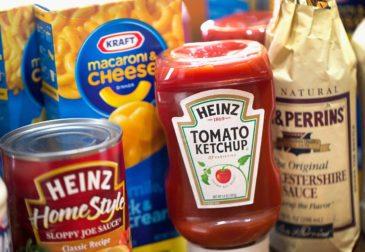 Kraft Heinz отказалась от покупки Unilever