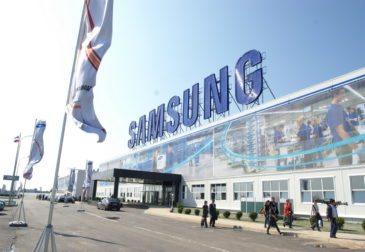 Корпорация Samsung инвестирует в экономику США $300 млн