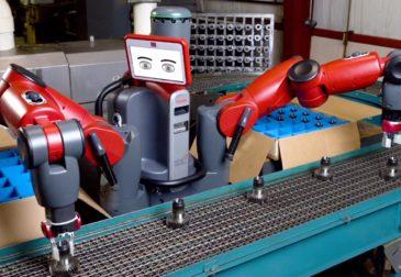 Миллионы британских рабочих рискуют быть замененными роботами