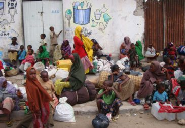 ООН не может собрать $825 млн для голодающих сомалийцев