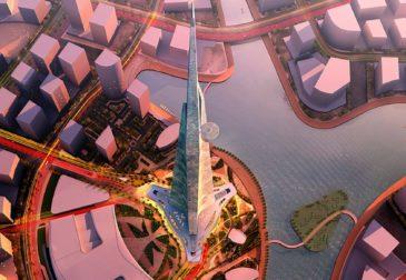 В Саудовской Аравии возобновляется строительство самого высокого в мире небоскреба Jeddah Tower