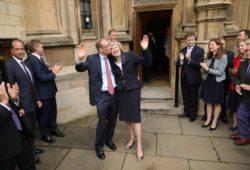 В Великобритании пройдут досрочные выборы из-за Brexit