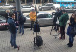 В центре Москвы у One More Pub произошла стрельба: территория оцеплена полицией