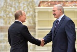 Путин и Лукашенко разрешили нефтегазовый спор
