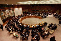 Совбез ООН примет проект резолюции в связи с химическим оружием в Сирии