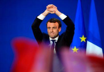 Эммануэль Макрон — новый президент Франции