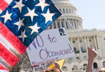 Прощай, Обама: Конгресс США избавился от реформы Obamacare