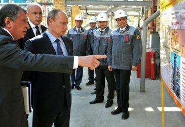Путин поблагодарил Саудовскую Аравию за «идеи и совместную работу» по стабилизации рынка нефти