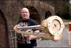 Снайперское LEGO-ружье: необычное изобретение