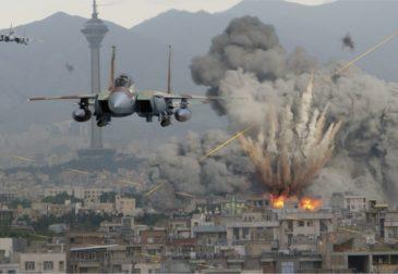 США впервые нанесли военный удар по силам Асада