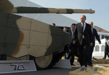 В планах Дутерте убедить Путина поставлять оружие Филиппинам