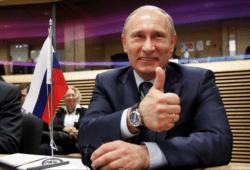 Путин о будущем России: «Все будет хорошо»