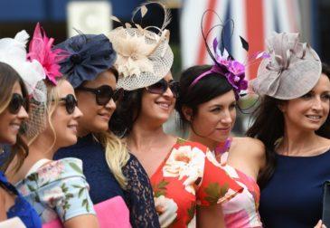 Безумные шляпы британских аристократов